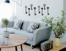 Ferm_Living_Wall_Sticker_Keys_2